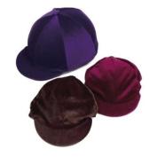 Velvet Horse Riding Hat Covers