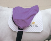 Hy Waterproof Saddle Cover (choose from colours purple, navy or black) - one size fits all saddles.