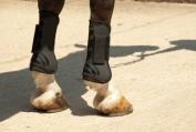 Rhinegold Tendon and Fetlock Boot Set Horses Full
