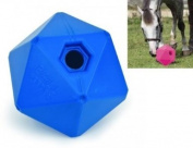Shires Durable Horse Ball Feeder Toy 23cm