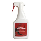 Natural Animal Feeds NAF Leather Quick Clean
