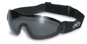 Shatterproof UV400 Jockey Goggles For National Hunt or Point to Point Riding Complete With FREE Pouch