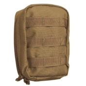 Condor Tactical Patrol EMT Medical First Aid Kit Pouch Airsoft MOLLE Coyote Tan