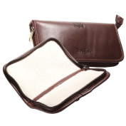 Wychwood River and Stream Leather and Canvas Fly Wallet