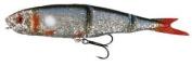 Savage Gear Lure 13cm Soft 4play Swim & Jerk (Ready to fish!) - Fungus Roach
