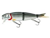 Savage Gear Lure 13cm 4play Herring Liplure - Dirty Silver