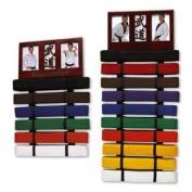 Martial Arts Photo Frame Belt Display