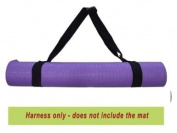 Yoga Mat Harness / Sling - Black