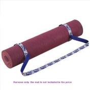 Yoga Mat Harness / Sling - Purple