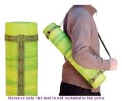 Yoga Mat Harness / Sling - Green