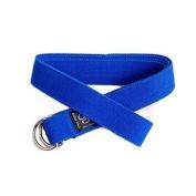 Blue Yoga Belt / Yoga Strap - 250cm
