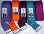 Yoga Belt(Strap) - DARK PURPLE