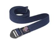 Yoga Strap, Yoga Belt 100% cotton , 2.7m Navy colour