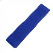 50cm Detachable Closure Three Legged Race Game Tie Blue Elastic Strap