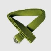 Olive Green Yoga Belt / Strap - 250cm
