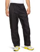 Craghoppers Men's Travelite Packable Waterproof Overtrousers - Black, Regular