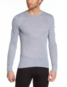Odlo Men's Originals Crew Warm Long Sleeve Base Layer