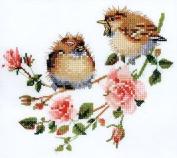 Rose Chick Chat by Heritage Crafts