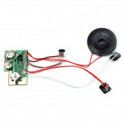 RHX 10s 10 Seconds Sound Voice Recordable Module Device Chip for Card With Buttons