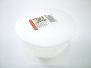 HR 2 Pint Plastic Pudding Basin and Lid HR111