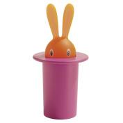 A di Alessi Magic Bunny Toothpick Holder, Pink
