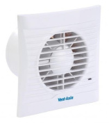 Vent Axia Silhouette SELV Low Voltage Extractor Fan with Humidistat Condensation Sensor