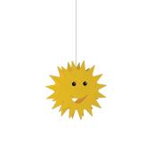 Massive 75500/01/34 Kico Smiley The Sun Pendant