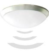 240v LED Ceiling Light with built-in motion sensor - Daylight White