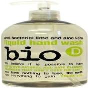 Bio-D Hand Wash Lime/Aloe Vera 500ml - CLF-BD-BHWL65