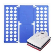 Adult Magic Clothes Tshirts Folder Organiser Flip Fold