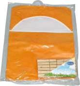 PEG BAG / VINYL PEG BAG WITH PEGS / PLASTIC PEG BAG - **FREE UK POSTAGE**!