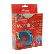 Kingfisher CL12M Retractable Washing Drying Line 12M