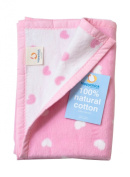 Hippychick 75 x 100cm Baby Blanket
