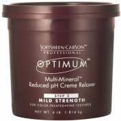 Optimum Multi-Mineral Creme Relaxer Mild 4lb
