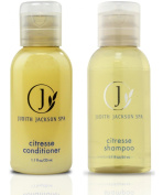 Judith Jackson Spa Citresse Conditioner and Shampoo Lot of 18 (9 of Each) 35ml Bottles