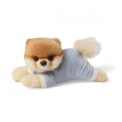 Gund 4037130 Itty Bitty Boo for Baby Boy Boo in Blue Baby Grow