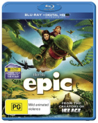 Epic (Blu-ray UV) [Region B] [Blu-ray]