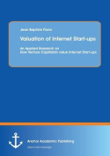 Valuation of Internet Start-Ups