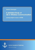 A Detailed Study of 4g in Wireless Communication