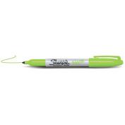 Sharpie Marker Fine Neon Single Loose Green