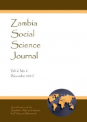 Zambia Social Science Journal, Volume 2