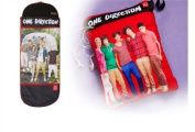 One Direction BUNDLE READY BED & Hide N sleep CUSHION 2 Items