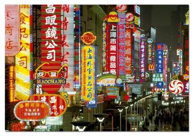Puzzle 1000 pieces Urban landscape - Tokyo