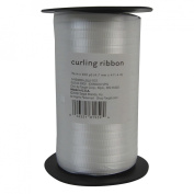 White Curling Ribbon