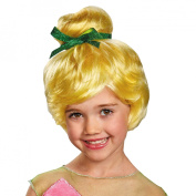 Disney Tinker Bell Wig Child Halloween Accessory