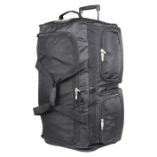 J World Brighton Rolling Duffel Bag