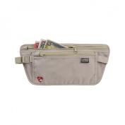 Lewis N. Clark RFID Waist Stash Travel Security - Grey
