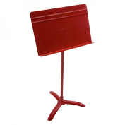 Manhasset M48 Colored Symphony Adjustable Music Stand - Red