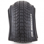 DK 5.7cm Photon Bicycle Tyre, Black