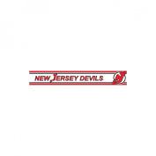 "New Jersey Devils Wallborder - 5.5""x15'"
